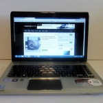 Toshiba Satellite E305 Review -Build
