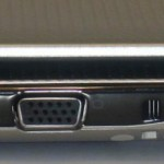 Toshiba Satellite E305 Review - Right Side
