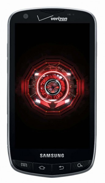 Droid Charge Launched