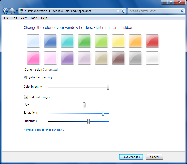 How To Make Windows 7 Look and Act Like Windows XP