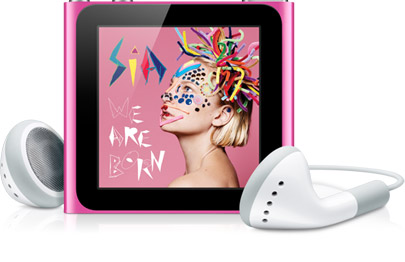 iPad Nano