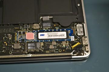 OWC Aura Express Pro SSD
