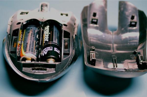Razer Orochi Batteries