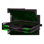 Alienware M18X Half Open