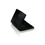 Alienware M18X Side profile left
