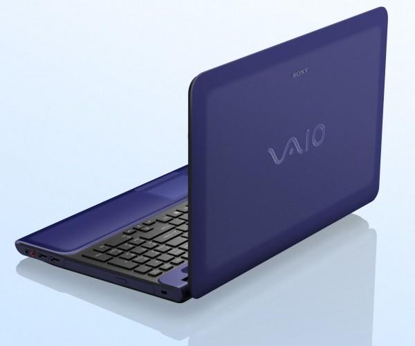 Sony VAIO C Series Blue