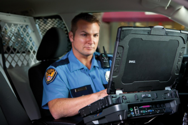 Dell Rugged Notebook