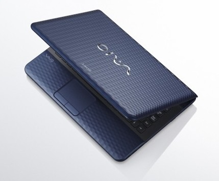 Sony VAIO E Series Blue