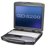 GD8200 Rugged Notebook 2