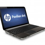 HP Pavilion dv6_front left open