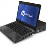 HP ProBook 6465b tungsten__front right open docked