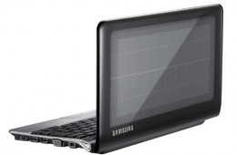 Samsung nc215 solar powered netbook