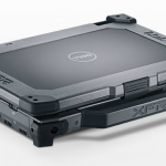 Dell Latitude E6420 XFR closed 2