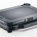 Dell Latitude E6420 XFR closed 2