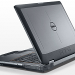 Dell Latitude E6420 ATG back