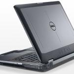 Dell Latitude E6420 ATG back