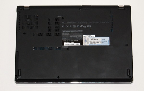ThinkPad Edge E220s Review - No Access to RAM