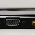 ThinkPad Edge E220s Review - Left Side