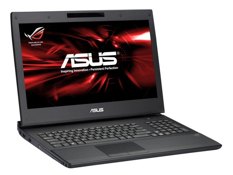 ASUS G74Sx ROG Gaming Notebook