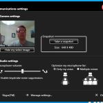 ThinkPad E220s VOIP Controls