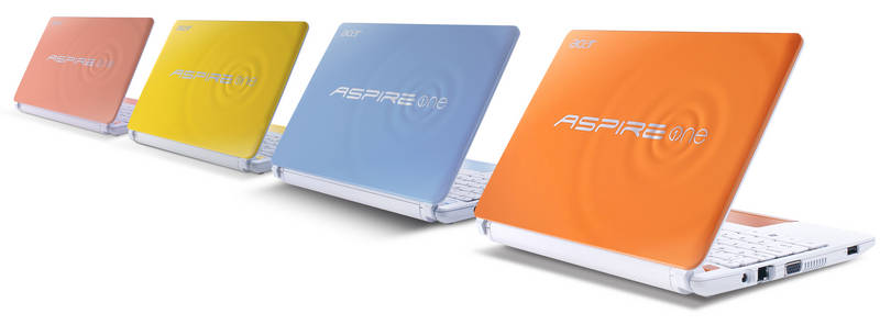 Acer Aspire One Happy 2 Netbooks