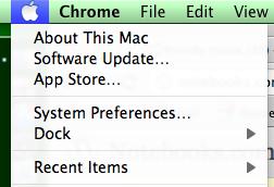 Apple OS X Software Update