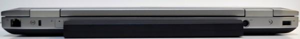 Dell Latitude E6520 Back