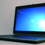 Dell Latitude E6520 Head on