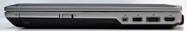 Dell Latitude E6520 ports