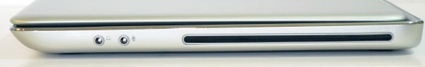 Dell XPS 15z right side ports