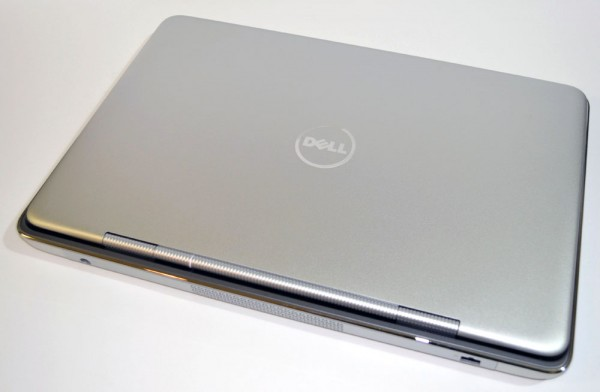 Dell XPS 15z top