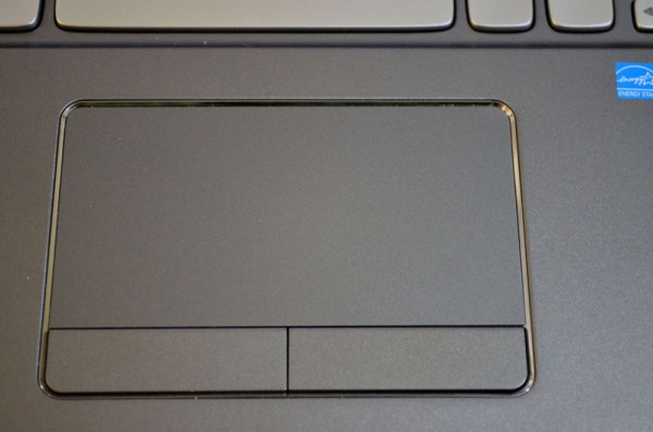 Dell XPS 15z touchpad