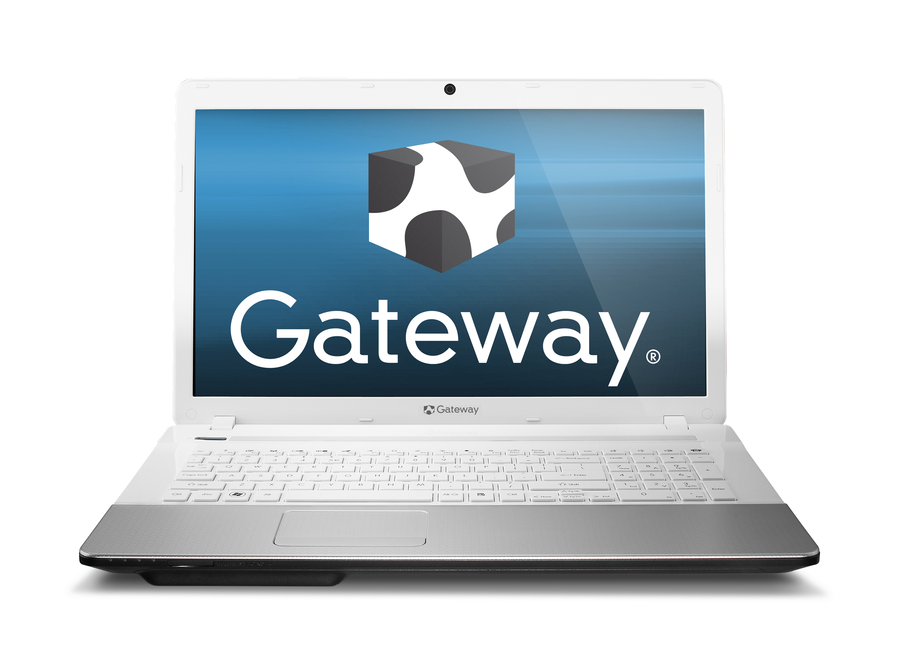 Gateway NV55S in White