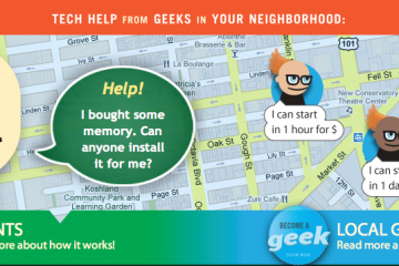 Geekatoo local tech help