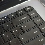 HP Pavilion g6 key placement