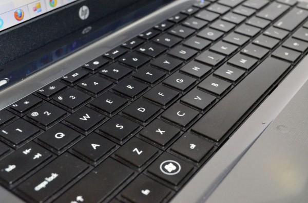 HP Pavilion g6 keyboard angle