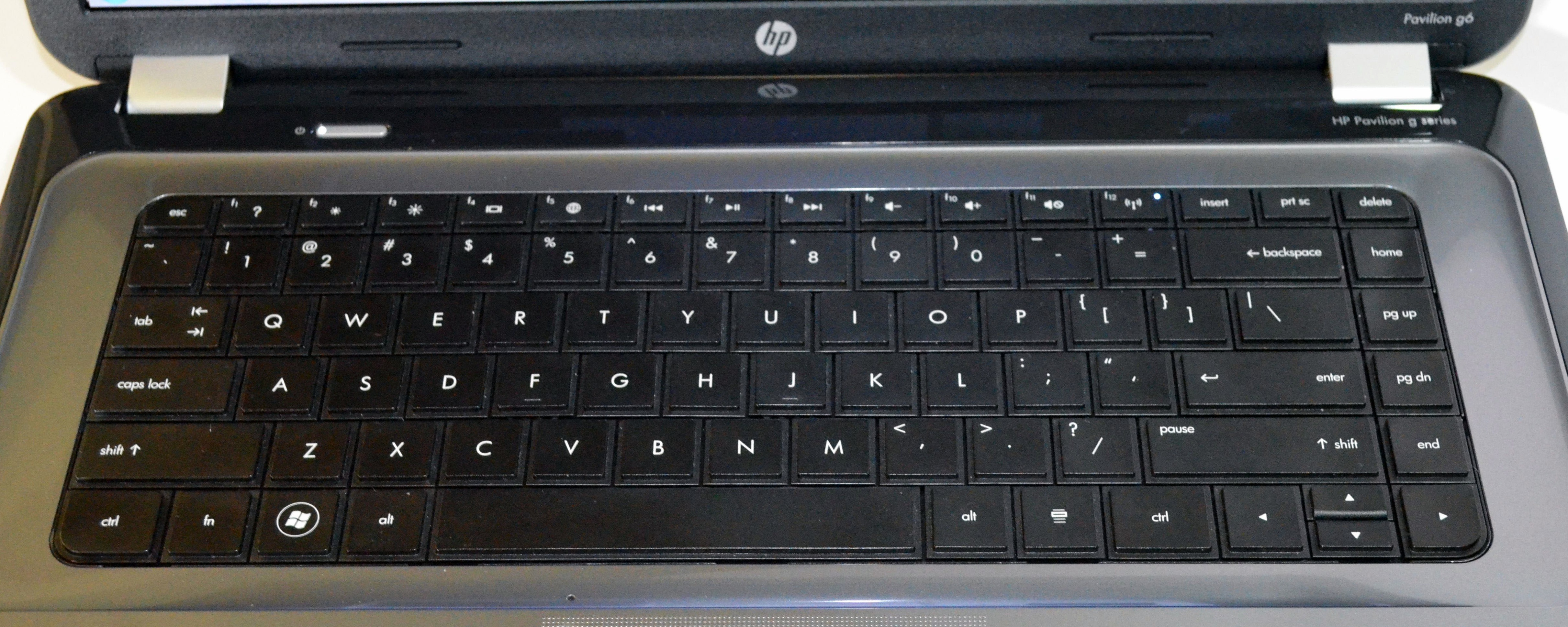 HP Pavilion g6 Review: Budget Notebook Without the Budget Feel