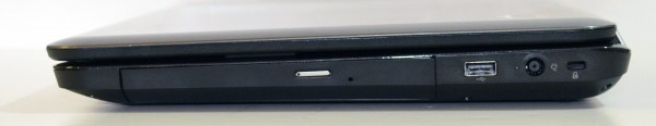 HP Pavilion g6 right side ports