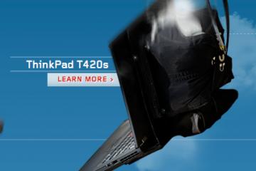 Lenovo Rapid Boot Parachute
