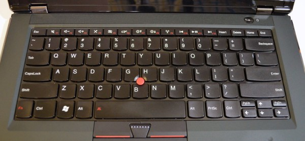 ThinkPad Edge E420s keyboard