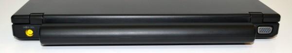 ThinkPad X120e back ports