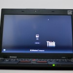 ThinkPad X120e Display Head On