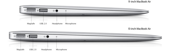 Apple MacBook Air is Thin