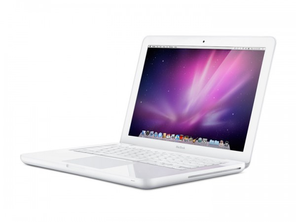 new white macbook