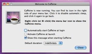 Caffeine App