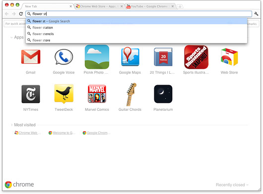 Chrome Mac App