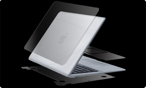 Zagg Invisible Shield for MacBook Air