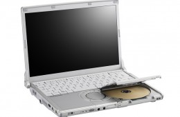 Panasonic ToughBook S10 DVD Drive