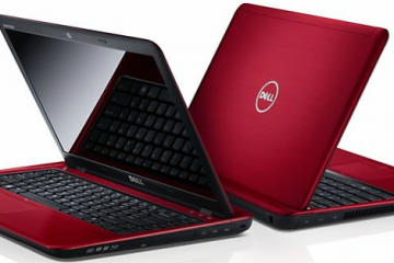 Del Inspiron 14z Fire Red