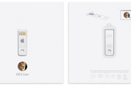 OS X Lion USB Disk